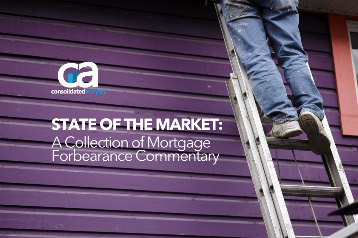 State of the Market: A Collection of Mortgage Forbearance Commentary