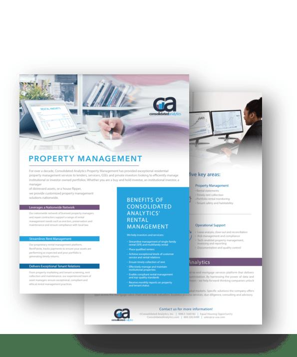 Property Management (SFR/Rental)
